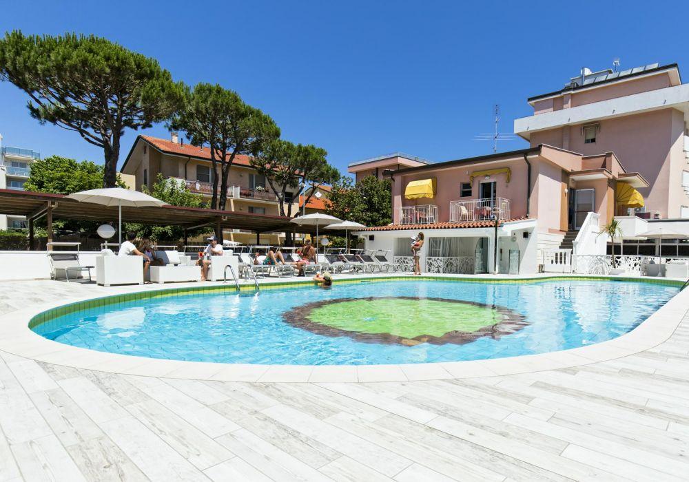 Hotel Albatros Viserbella di Rimini