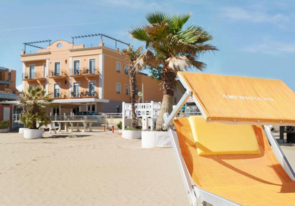 Hotel Holiday Beach Torre Pedrera