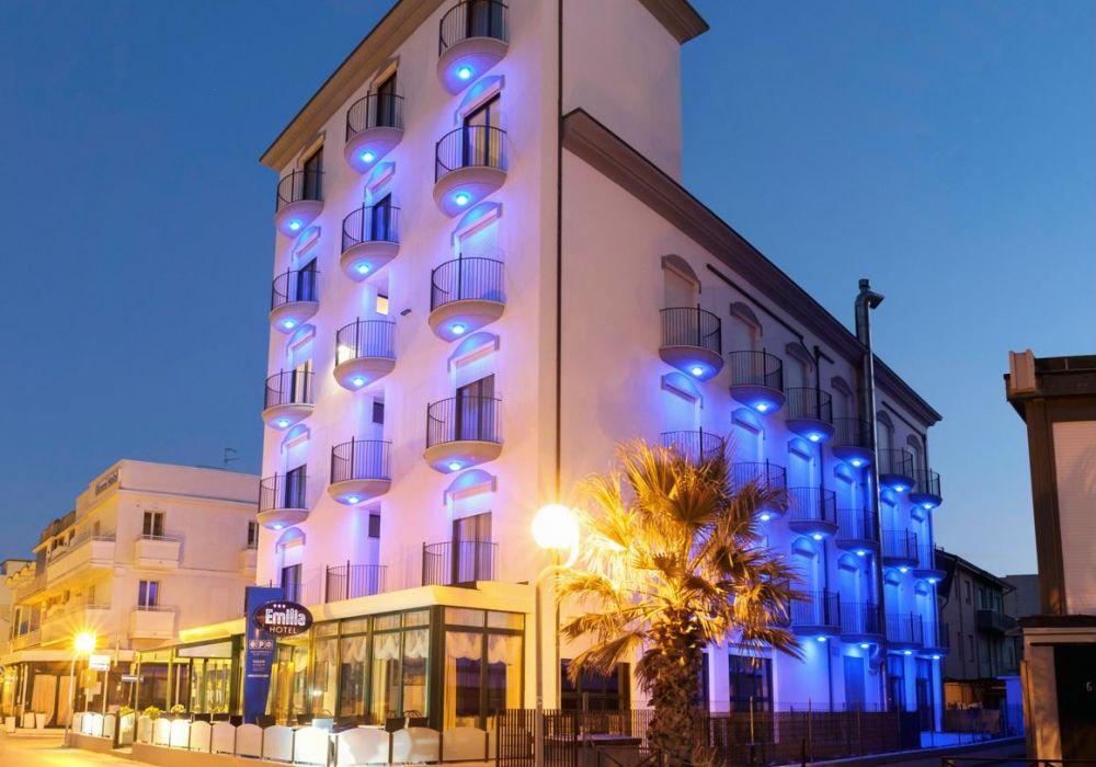 Hotel Emilia Torre Pedrera
