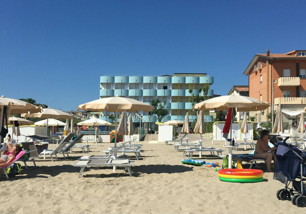 Hotel Graziella - Torre Pedrera