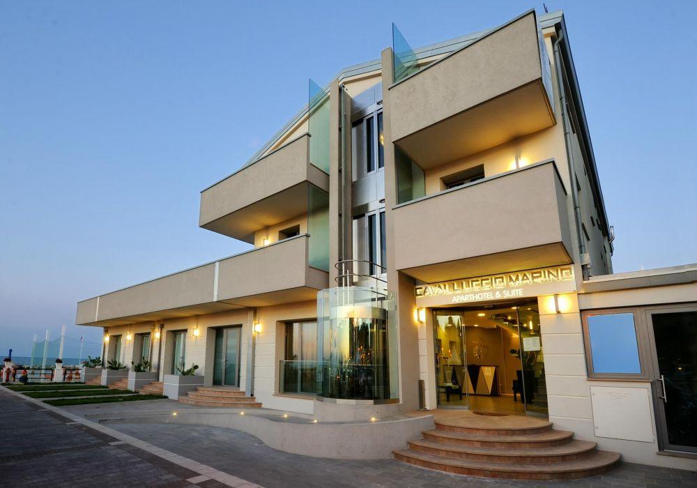 Hotel Cavalluccio Marino Rimini