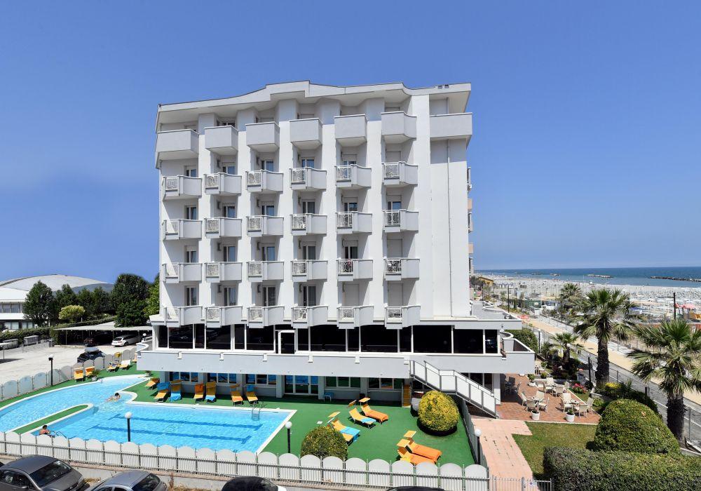 Hotel Mexico Torre Pedrera