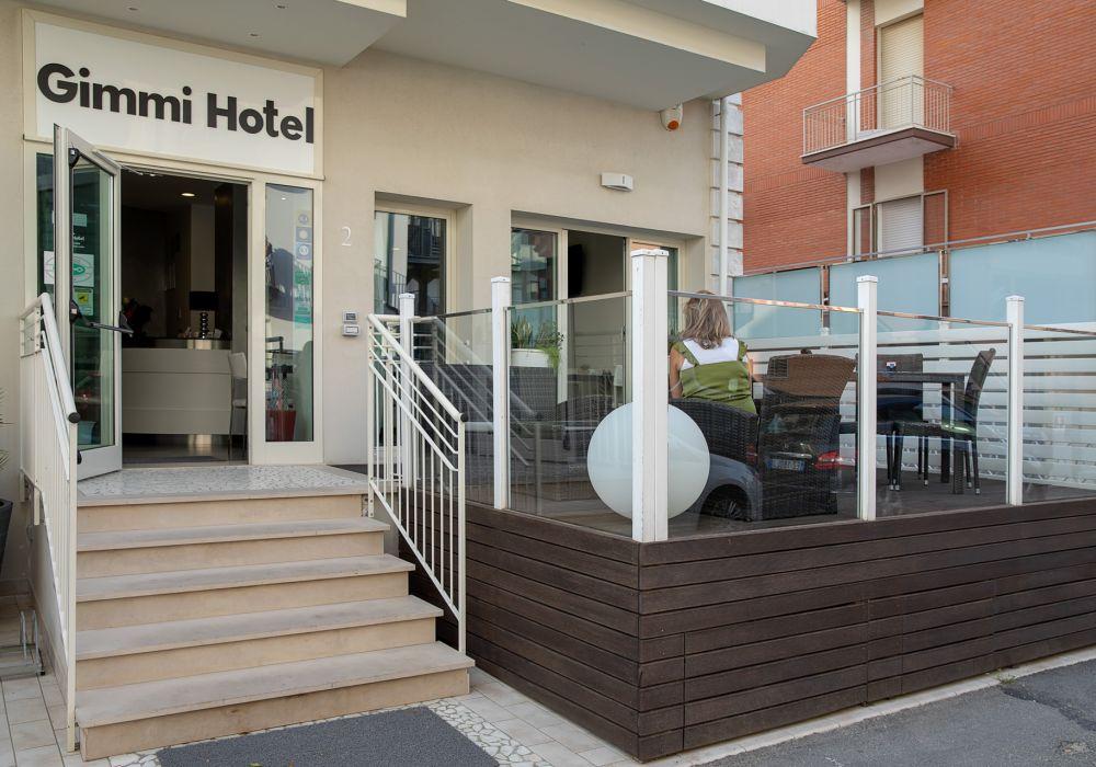 Gimmi Hotel Torre Pedrera